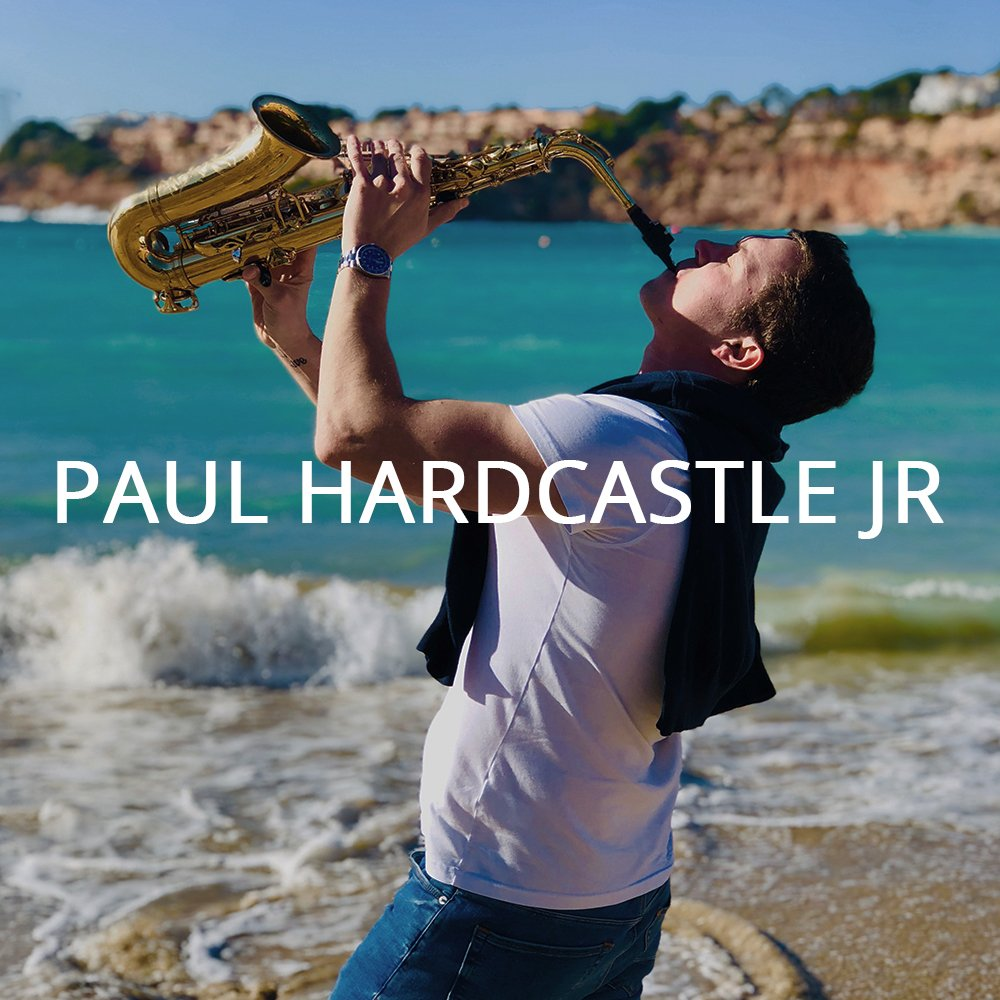 paul hardcastle jr