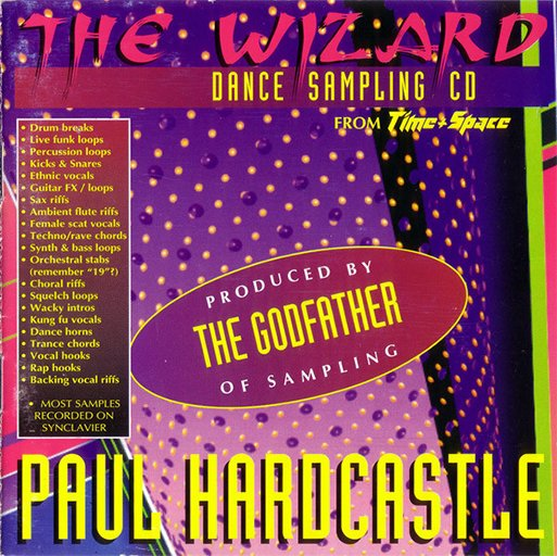 the wizard paul hardcastle